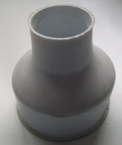 Flush Cone for Toilet Pans - Old Style - 08000190